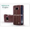 Nillkin Samsung G955F Galaxy S8 Plus hátlap - Nillkin Englon - barna