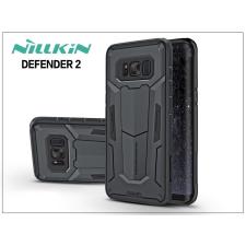 Nillkin Samsung G955F Galaxy S8 Plus ütésálló védőtok - Nillkin Defender 2 - fekete tok és táska