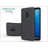 Nillkin Samsung G960F Galaxy S9 hátlap képernyővédő fóliával - Nillkin Frosted Shield - fekete
