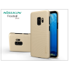 Nillkin Samsung G960F Galaxy S9 hátlap képernyővédő fóliával - Nillkin Frosted Shield - gold