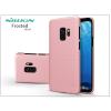 Nillkin Samsung G960F Galaxy S9 hátlap képernyővédő fóliával - Nillkin Frosted Shield - rose gold