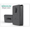 Nillkin Samsung G965F Galaxy S9 Plus hátlap beépített mágnessel - Nillkin Magic Case - fekete