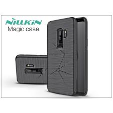 Nillkin Samsung G965F Galaxy S9 Plus hátlap beépített mágnessel - Nillkin Magic Case - fekete tok és táska