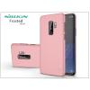 Nillkin Samsung G965F Galaxy S9 Plus hátlap képernyővédő fóliával - Nillkin Frosted Shield - rose gold