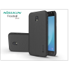 Nillkin Samsung J330F Galaxy J3 (2017) hátlap képernyővédő fóliával - Nillkin Frosted Shield - fekete
