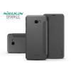 Nillkin Samsung J415F Galaxy J4 Plus oldalra nyíló flipes tok - Nillkin Sparkle - fekete