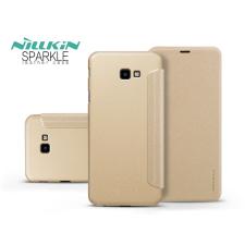 Nillkin Samsung J415F Galaxy J4 Plus oldalra nyíló flipes tok - Nillkin Sparkle - gold tok és táska