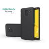 Nillkin Samsung J600F Galaxy J6 (2018) hátlap képernyővédő fóliával - Nillkin Frosted Shield - fekete