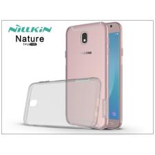 Nillkin Samsung J730F Galaxy J7 (2017) szilikon hátlap - Nillkin Nature - szürke tok és táska