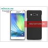 Nillkin Samsung SM-A700F Galaxy A7 hátlap képernyővédő fóliával - Nillkin Frosted Shield - fekete