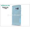 Nillkin Samsung SM-G928 Galaxy S6 Edge+ szilikon hátlap - Nillkin Nature - kék