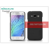 Nillkin Samsung SM-J100 Galaxy J1 hátlap képernyővédő fóliával - Nillkin Frosted Shield - fekete