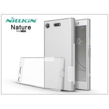 Nillkin Sony Xperia XZ1 Compact (G8441) szilikon hátlap - Nillkin Nature - transparent tok és táska