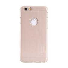Nillkin Super Frosted hátlap tok Apple iPhone 6/6S, arany + ajándék kijelzővédő fólia tok és táska