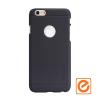 Nillkin Super Frosted hátlap tok Apple iPhone 6/6S, fekete + ajándék kijelzővédő fólia