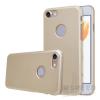 Nillkin Super Frosted hátlap tok Apple iPhone 7, arany + ajándék kijelzővédő fólia