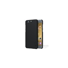 Nillkin Super Frosted hátlap tok Honor 9, fekete + ajándék kijelzővédő fólia tok és táska