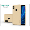 Nillkin Xiaomi Mi A2 hátlap képernyővédő fóliával - Nillkin Frosted Shield - gold