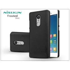 Nillkin Xiaomi Redmi Note 4 Global/Note 4X hátlap képernyővédő fóliával - Nillkin Frosted Shield - fekete tok és táska