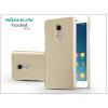 Nillkin Xiaomi Redmi Note 4 Global/Note 4X hátlap képernyővédő fóliával - Nillkin Frosted Shield - gold