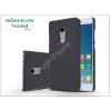 Nillkin Xiaomi Redmi Note 4 MTK hátlap képernyővédő fóliával - Nillkin Frosted Shield - fekete - MTK kínai kiadás