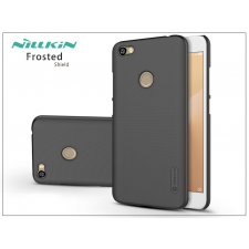 Nillkin Xiaomi Redmi Note 5A/Note 5A Prime hátlap képernyővédő fóliával - Nillkin Frosted Shield - fekete tok és táska