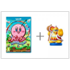 Nintendo WiiU Kirby and Rainbow Paintbrush játékszoftver + amiibo King Dedede (NIUS40013)