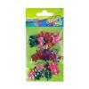 No-name Ékszerkövek virág-pillangó-levél mix vegyes színek 309006