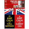 No-name Falimatrica-WALLSTK120-50x70cmKeep calm and carry on<1ív/ csom>