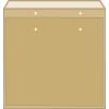 No-name Légpárnás tasak CD-hez szilikon BARNA 180x165mm 100db/dob