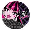 No-name Party Tányér - 23 cm Monster High <8db/ csom>