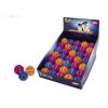 Nobby kutyajáték denta gumilabda színes 5cm
