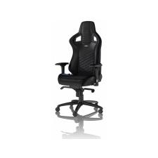 Noblechairs EPIC Gamer szék Fekete/Kék videójáték kiegészítő