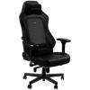 Noblechairs HERO Gamer szék - fekete (NBL-HRO-PU-BLA)