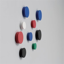 NOBO Mágneskorong, 20 mm, 10 db, NOBO, vegyes mágneskorong, mágnesszalag