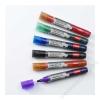 NOBO Táblamarker készlet, 1-3 mm, folyékonytintás, NOBO, 6 különböző szín (VN1419)
