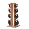 NOHrD Swing torony, tölgyfa, 2-4-6-8-kg szett