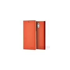 Nokia 3 gyári flip tok, barna, CP-303 tok és táska
