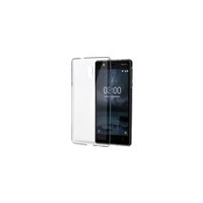 Nokia 3 gyári slim hátlap tok, átlátszó, CC-103 tok és táska