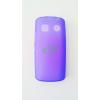 Nokia 500 szilikon tok lila