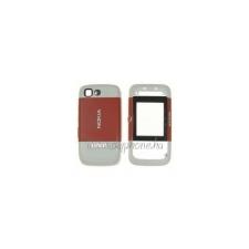 Nokia 5200 előlap és akkufedél pink* mobiltelefon előlap