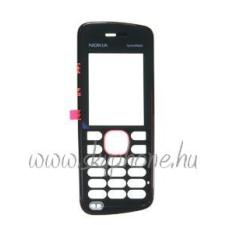 Nokia 5220 előlap piros (swap) mobiltelefon előlap