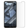 Nokia 5.1 Plus üvegfólia, ütésálló kijelző védőfólia törlőkendővel (0,26mm vékony, 9H)