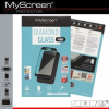 Nokia 5, Kijelzővédő fólia, ütésálló fólia (az íves részre is!), MyScreen Protector, Diamond Glass (Edzett gyémántüveg), fekete
