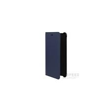 Nokia 8 gyári flip tok, kék, CP-801 tok és táska
