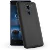 Nokia 8 TPU MATT szilikon tok - FEKETE