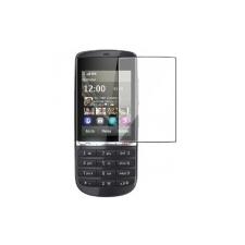 Nokia Asha 300 kijelző védőfólia mobiltelefon előlap