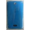 Nokia Asha 500 akkufedél kék*