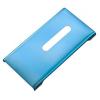 Nokia Lumia 800, Műanyag hátlap védőtok, kék, gyári, CC-3032-C