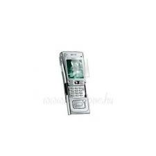 Nokia N91 kijelző védőfólia mobiltelefon előlap
